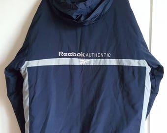 Jacket / coat / large Vintage early 90-00 Reebok jacket size L.