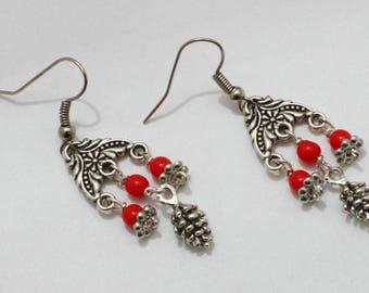 """Roman earrings """"tap"""""""
