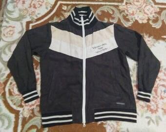 vintage body glove jacket size L