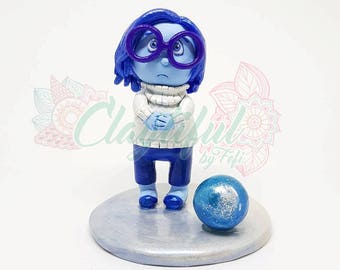 Inside Out Sadness Figurine