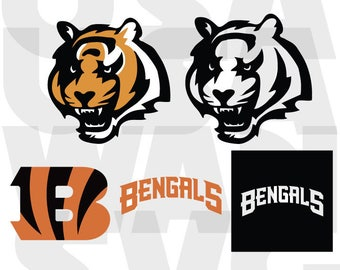 cincinnati bengals svg, cincinnati bengals png, cincinnati bengals university svg ncaa football basketball dxf logo vector instant download