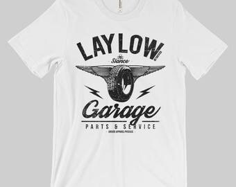 Lay Low - Get Noticed - Stance/Static t-Shirt