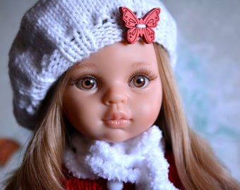Warm clothing for dolls type Paola Reina 32 cm