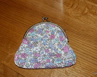 Purse retro flowers (PM-079)