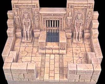Desert Tomb Forbidden Pool