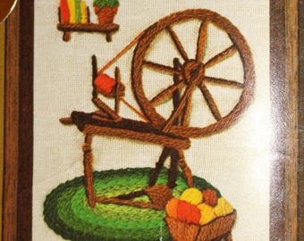 "Jiffy Stitchery ""Spinning Wheel"""