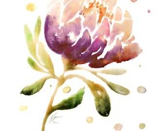 Floral Gemstone