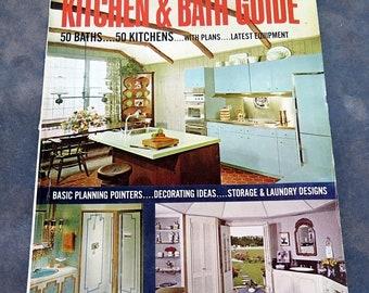 House and Garden Kitchen & Bath Guide Magazine 1966