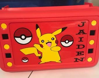 Pokemon School Box/Pencil Box