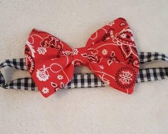 Little Boys Bow Tie