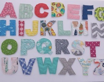 Magnetic Alphabet Letters (Individual Letters)