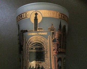 Vintage Universal studios shot glass