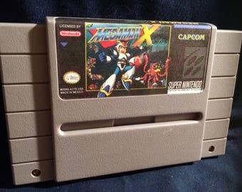 Mega Man X Generation SNES Game