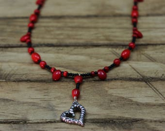 Spring Love Necklace