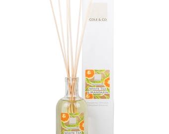 Welsh Citrus White Tea & Mandarin Home Fragrance Diffuser