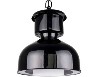 Large factory lamp in LOFT INDUSTRIAL style, completely renovated