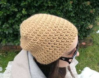 100% Wool cap