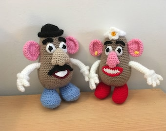 Mr & Mrs Potato Head