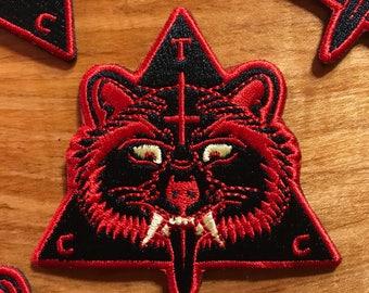 Devil Raccoon Patch