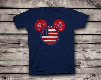 Mickey 4th of July