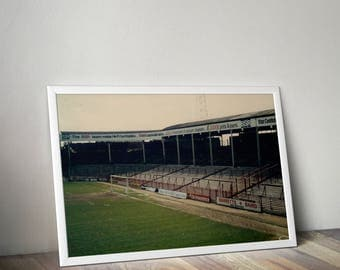 West Bromwich Albion - The Hawthorns (Smethwick End ) - Poster Print