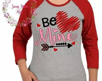 Be Mine Valentine's Day Shirt