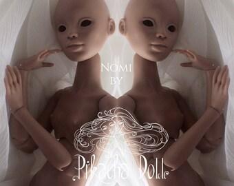 Nube resin BJD mold name Nomi
