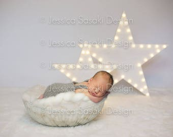Digital background newborn composing, autumn, instant download
