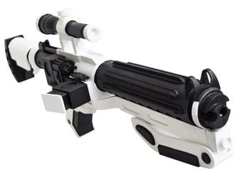 F-11D First Order Stormtrooper blaster prop from Star Wars. 1:1 cosplay prop