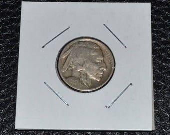 Type 1 First Year Buffalo Nickel