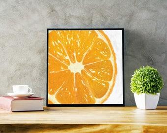 Kitchen wall decor, Fruit print, Tropical print, Wall art, Printable art, Tropical decor, Kitchen wall art, Home decor, Instant Download