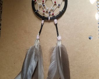 dream catchers with beads