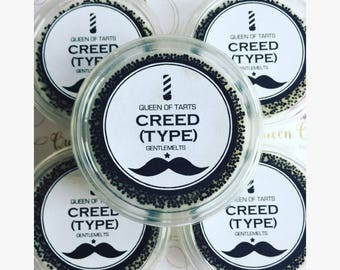 1 Creed Aftershave Dupe/Type Soy Wax Tart