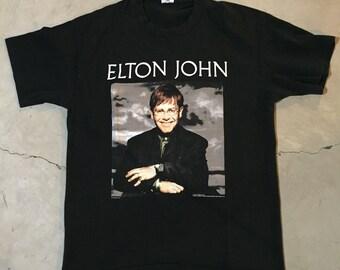 1995 Elton John tour t-shirt
