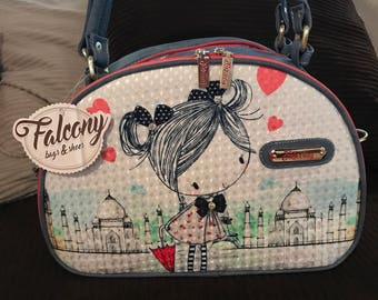 Girly girl handbag
