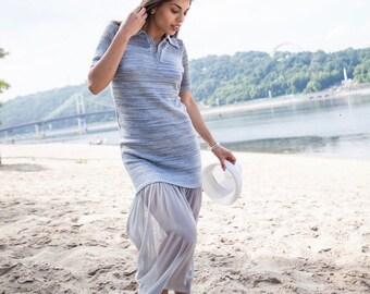 summer women dress long t-shirt women long shirt fashion clothing dress cotton outfit party suit party grey dress mesh clothing dress women