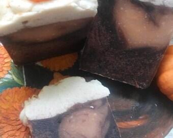 Pumpkin Latte Handmade Artisan Soap