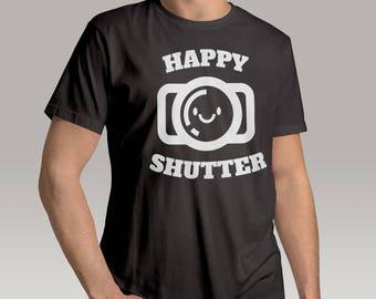 Happy Shutter T-Shirt
