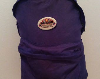VINTAGE WORLD FAMOUS backpack