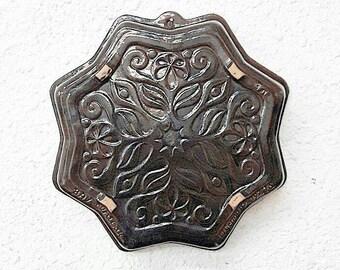 Ceramic mold.