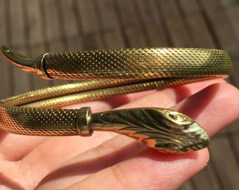 Snake bracelet VINTAGE