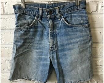 Vintage Levis cutoffs 27 waist