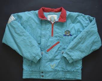 Vintage 1980's Puma Street Ski Jacket