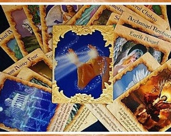 Angel Card or Tarot Card Reading