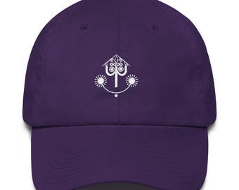Small World Cotton Basbeall Cap