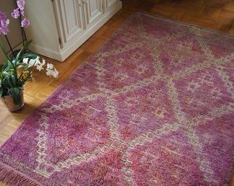 Moroccan rug | Moroccan Zemmour rug
