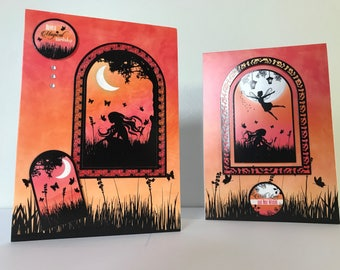 Fairy Handmade Greeting Cards