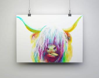 Art Print: Buffalo