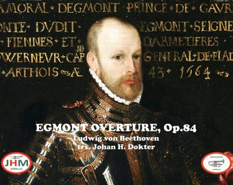 Brass band-Egmont Overture op.84