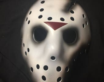 7 - Jason Voorhees Friday the 13th Mask from movie #7 The New Blood